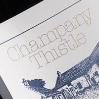 Champany Thistle